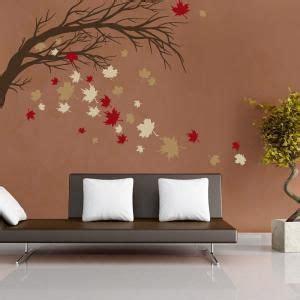 vinilos naturaleza arbol otono arboles  decorar