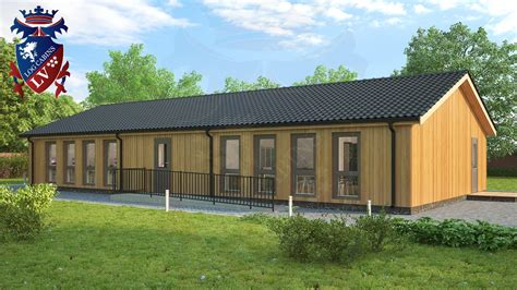 Passive Timber Frame Buildings - Log Cabins LV Blog