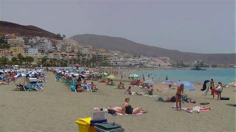 plaza  los cristianos playa de las vistas tenerife