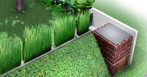 putra garden bali tips rumah cantik  pagar tanaman