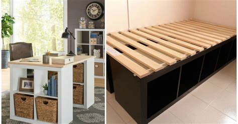 unique storage cube diy ideas home