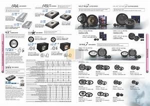 Diagram Manual Clarion Va700 Video Amplifier 2002