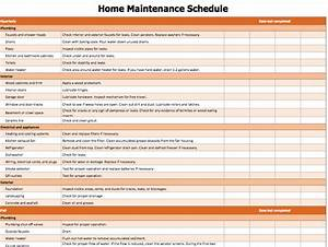 best photos of nursing home maintenance checklist With home repair checklist template