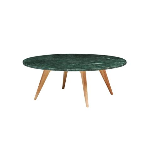 Pulp coffee table, sustainable sculptural design by isac elam kaid. Fenton & Fenton - Woodrow Marble Coffee Table - Green