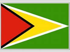Guyana Flag, Flag of Guyana