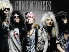 Os Anos 80 Guns N' Roses