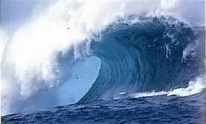 Image Gallery huge tidal wave