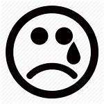 Icon Cry Engine Vectorstock Smile Flat Clipartbest