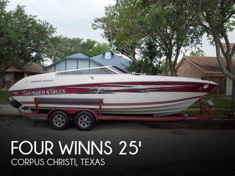 Used Boat Parts Corpus Christi by 1989 Four Winns 251 Liberator Corpus Christi