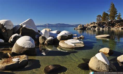 rocks lake tahoe fond decran hd  telecharger elegant