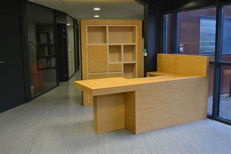 bureau d accueil des doctorants mobilier pro meubles en angers