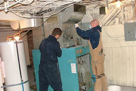oil furnace troubleshooting oil furnace cleaning