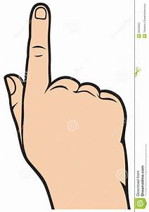 Index Finger Clipart