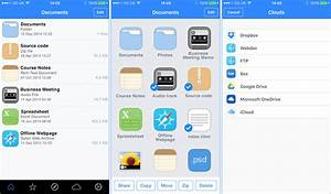 best iphone file manager apps organize your files and With documents to go app iphone
