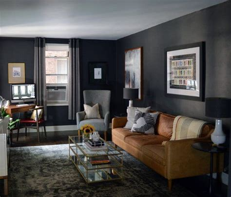 Best 25+ Charcoal Living Rooms Ideas On Pinterest Brown