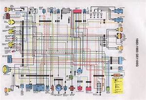 Suzuki Gs 1100 Wiring Diagram