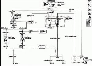 Gm Fuel Gauge Wiring