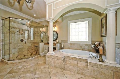 Luxus Badezimmer  40 Wunderschöne Ideen