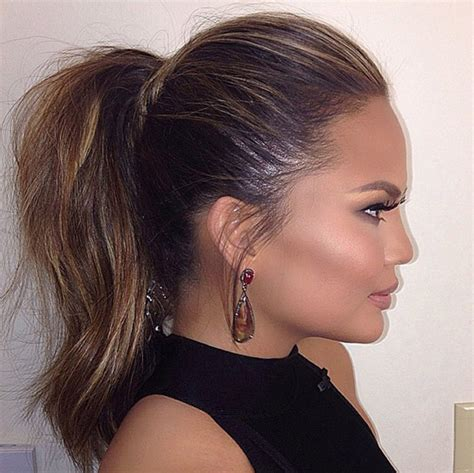 jens hair style a summer hairstyle idea for frizzy hair from