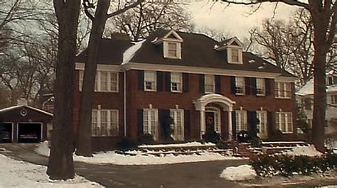 where is the home alone house located 映画の中のステキな家 house on ホーム アローン home alone 46796