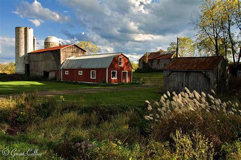 Farms, Barns, Silos, New York Photography