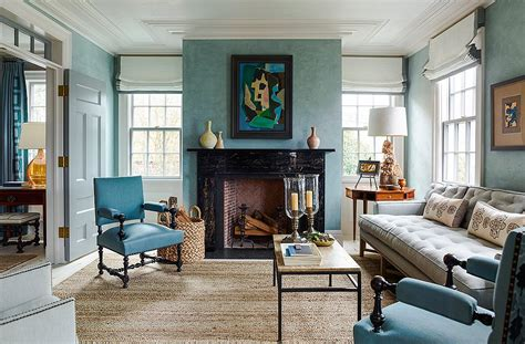 8 top interior designers share their favorite blue paint