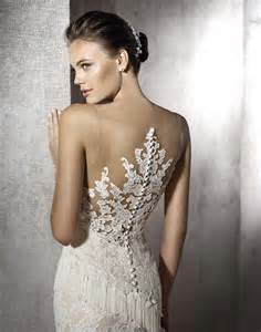 rochii vintage robe en dentelle de calais san modèle zenit mariella