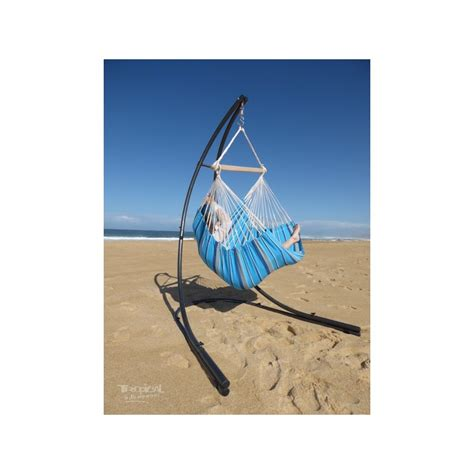 support hamac chaise lunatta avec caribena swim swing