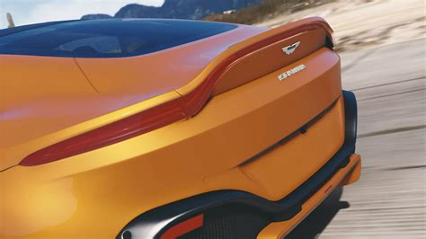 Aston Martin Vantage 2019 [add-on / Replace]