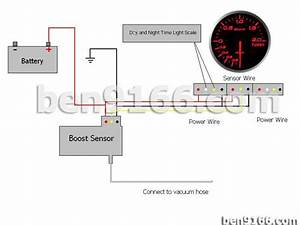 Project Kancil  Replica Defi Boost Meter Installation