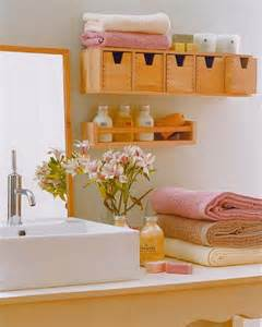 Ideas For Storage In Small Bathrooms 31 Creative Storage Ideas For A Small Bathroom Diy Craft Projects