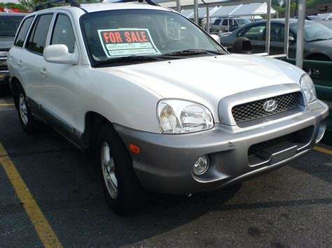Hyundai Santa Fe Modification by Hotrod133 2001 Hyundai Santa Fe Specs Photos