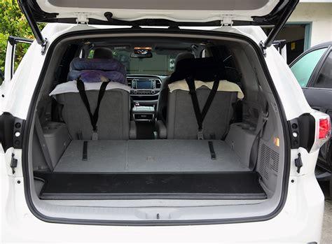 toyota highlander bench seat or captain seats html autos