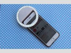 Selfie Ring Light luz de selfie para o celular!