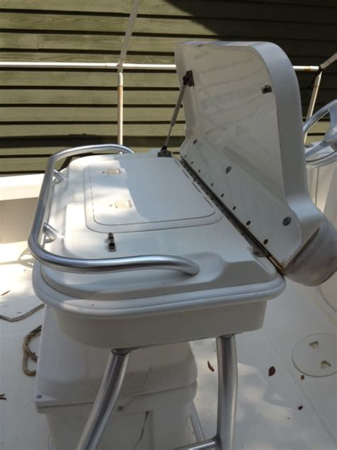 Boat Leaning Post by Leaning Post Bay Boat The Hull Boating And
