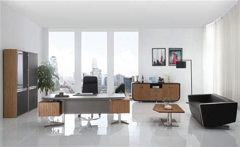 bureau de pdg de luxe patron pdg président mobilier de bureau exécutif
