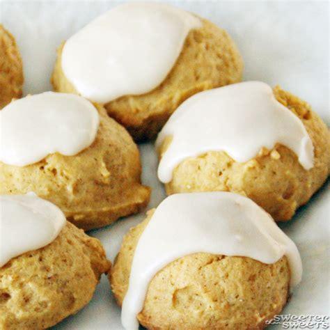 Libbys Great Pumpkin Cookies by Sweeterthansweets Libby S Glazed Pumpkin Cookies Recipe