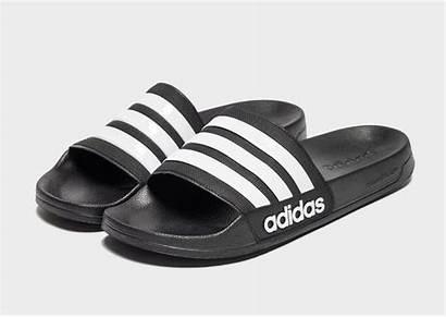 Adidas Slides Adilette Cloudfoam Heren Sports Jd