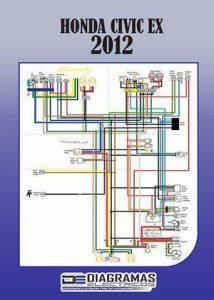 Diagrama El U00e9ctrico Honda Civic Ex 2012  Wiring Diagram