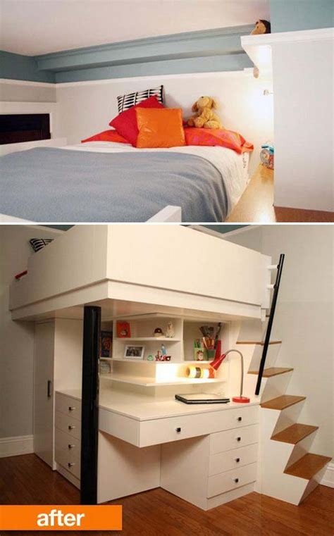 30+ Cool Loft Beds For Small Rooms  Noted List