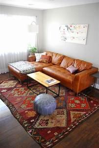 Sofa Füße Erhöhen : 30 ideen f r eckcouch aus leder sofas mit und ohne schlaffunktion ~ Orissabook.com Haus und Dekorationen