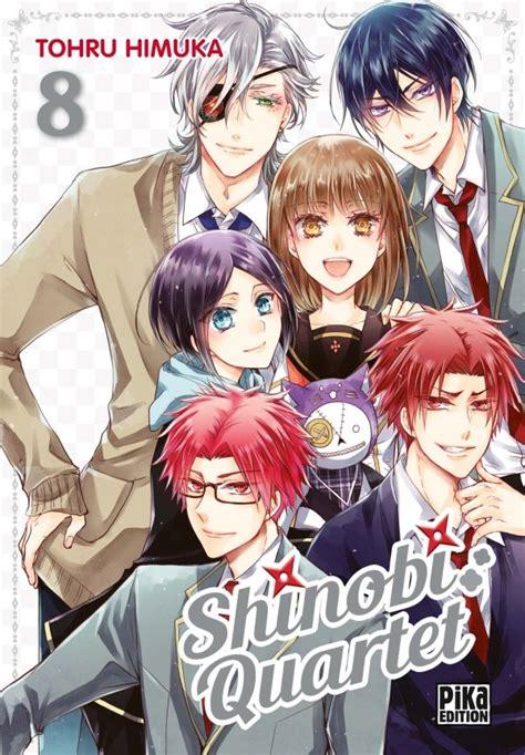 shinobi quartet vol