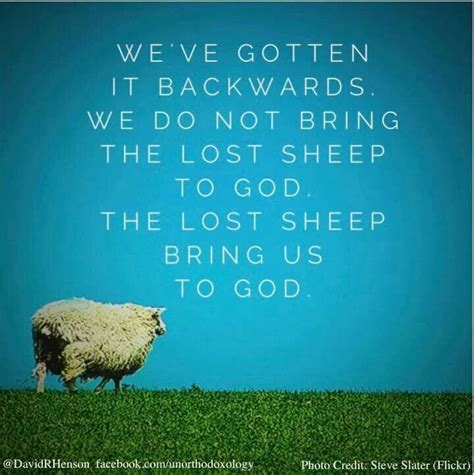 lost sheep quotes quotesgram