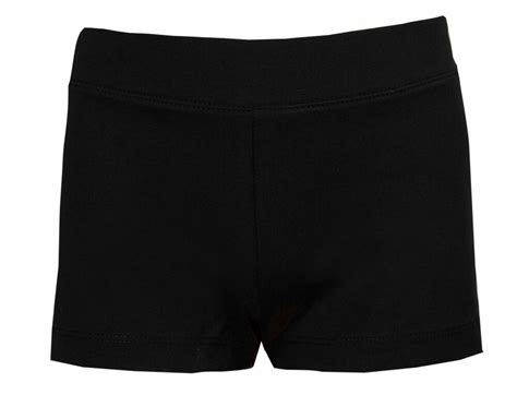 Childrens Cycle Shorts Girls Dance Exercise Cycling Pants