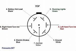 5 Pin Trailer Plug Wiring Diagram