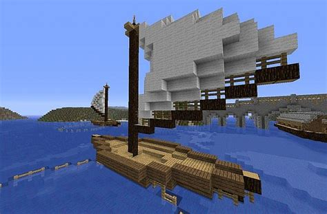 How To Build A Boat In Minecraft Easy by Minecraft Simple Boat Www Pixshark Images