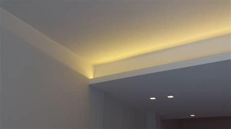 controsoffitti con led foto particolare controsoffitto con illuminazione led di