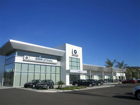 Thriving Bmw Of Vista Sells 'a Driving And Lifestyle