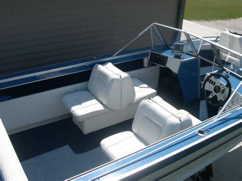 Boat Upholstery Restoration by 18 Starcraft Supersport Bowrider Restoration Page 1