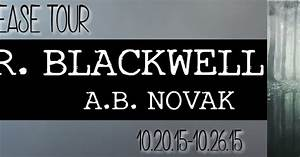 StarAngels' Reviews: Blog Tour ♥ Mr. Blackwell by AB Novak ...